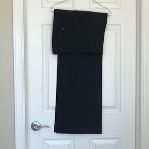 The Limited high-waist, wide-leg pant